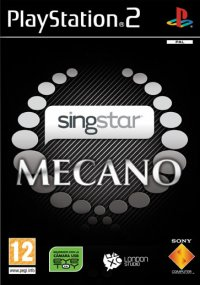 Singstar Mecano Playstation 2