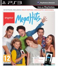 SingStar MegaHits PS3