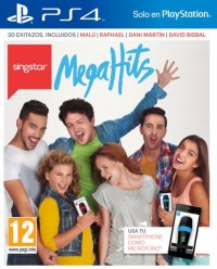 SingStar MegaHits PS4