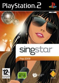 Singstar Pop Playstation 2