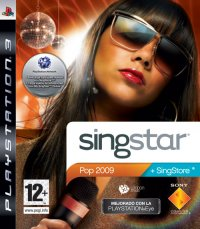 Singstar Pop PS3