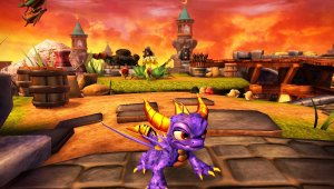 Activision no descarta Skyland: Spyro's Adventure para 3DS