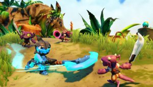 Skylanders Swap Force, disponible de lanzamiento en PS4 y One en EE.UU.