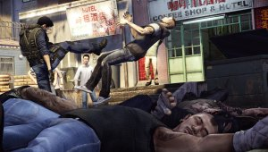 Así luce Sleeping Dogs: Definitive Edition en PlayStation 4