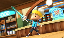 Análisis Snack World: De mazmorra en mazmorra (Switch)