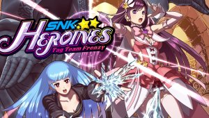 SNK Heroines: Tag Team Frenzy, sin diferencias entre las versiones de PS4 y Nintendo Switch