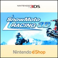 Snow Moto Racing 3D Nintendo 3DS