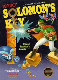 Solomon's Key NES
