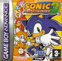 Sonic Advance 3 Game Boy Advance