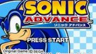 Sonic Advance & Sonic Battle