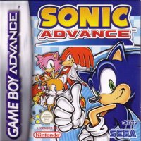 Sonic Advance Game Boy Advance