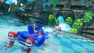 Anunciado Sonic All-Stars Racing Transformed