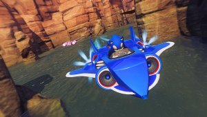 Llega la demo de 'Sonic & All-Stars Racing Transformed' a la eShop de Wii U