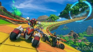 'Sonic & All-Stars Racing Transformed'