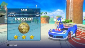 Vídeo de la demo de 'Sonic & All-Star Racing Transformed'