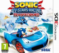 Sonic & All-Stars Racing Transformed Nintendo 3DS