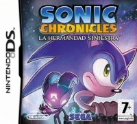 Sonic Chronicles: La Hermandad Siniestra Nintendo DS