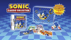 España tendrá una edición especial exclusiva de Sonic Classic Collection