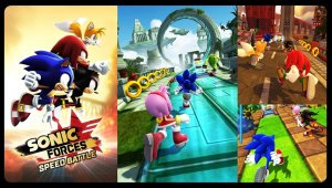 SEGA presenta Sonic Forces: Speed Battle para dispositivos iOS