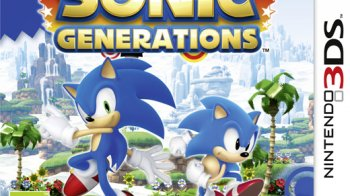 Sonic Generations para 3DS