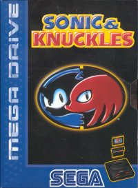 Sonic & Knuckles Mega Drive