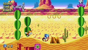 Análisis Sonic Mania (Pc PS4 One Switch)