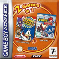 Sonic Pinball Party & Sonic Battle Game Boy Advance