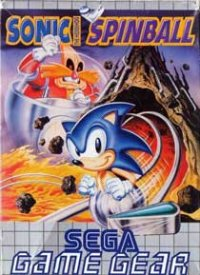 Sonic Spinball Game Gear