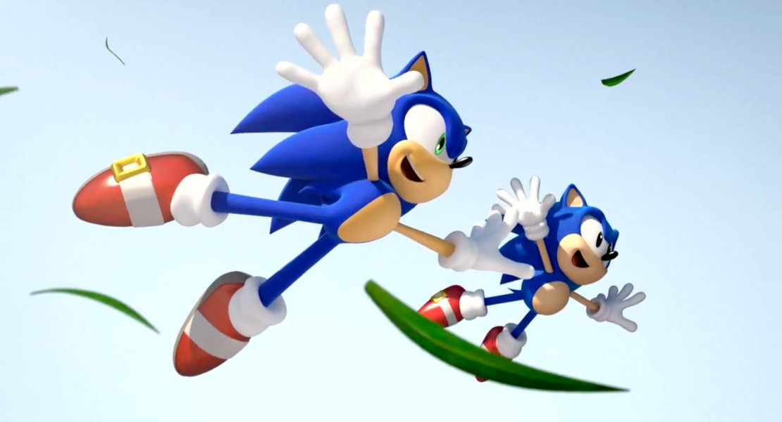 Sonic The Hedgehog 20th Anniversary