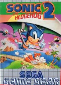 Sonic The Hedgehog 2 Game Gear