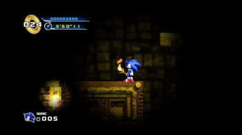 [GC10] Ingame de Sonic the Hedgehog 4 y Spider-man: Shattered Dimensions [Ps3p]