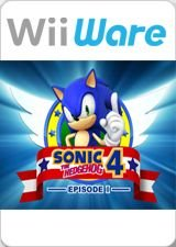 Sonic the Hedgehog 4: Episodio I Wii