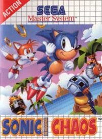Sonic The Hedgehog Chaos Master System