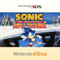 Sonic the Hedgehog: Triple Trouble Nintendo 3DS