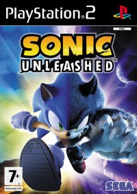 Sonic Unleashed Playstation 2