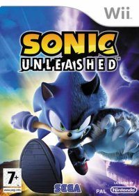 Sonic Unleashed Wii