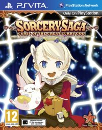 Sorcery Saga: Curse of the Great Curry God PS Vita