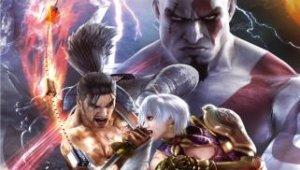 Caratula de Soul Calibur: Broken Destiny