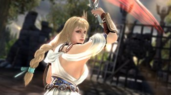 SoulCalibur Lost Swords estará disponible en primavera