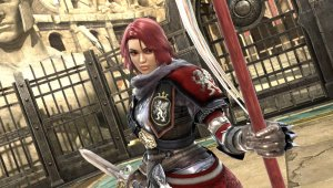 SoulCalibur: Lost Swords recibe dos personajes gratuitos