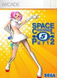 Space Channel 5: Part 2 Xbox 360