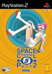 Space Channel 5: Part 2 Playstation 2