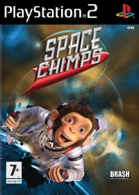 Space Chimps Playstation 2
