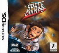 Space Chimps Nintendo DS