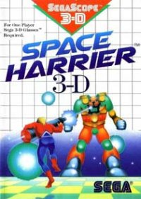 Space Harrier 3-D Master System