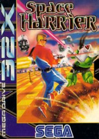 Space Harrier Sega Saturn