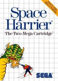Space Harrier Master System