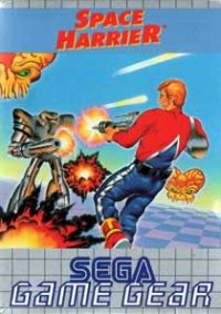 Space Harrier Game Gear