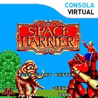 Space Harrier Wii