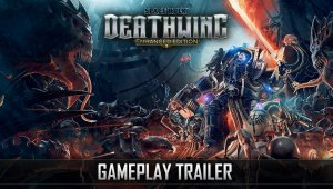 Space Hulk: Deathwing Enhanced Edition ya tiene fecha de estreno en PS4 y PC